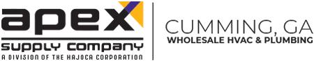 Apex Supply   Cumming, GA Logo